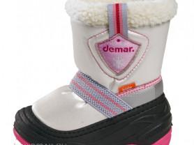Новые сноубутсы Демар
