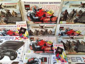 Sega + dendy + 3300 разных топовых игр + гарантия