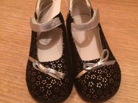 Туфли новые 24 р-р(16 см.) Кожа/супинатор