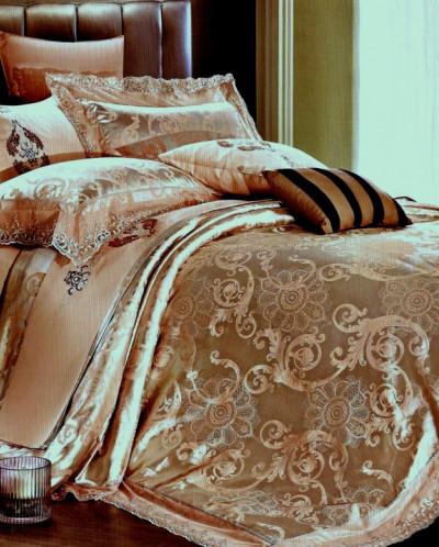 Комплекты постельного белья  ЖАККАРДОВЫЕ