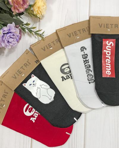Носки молодежные укороченные 36-41 размер