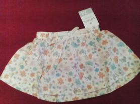 Новая юбка с трусами р. 24 м Carters