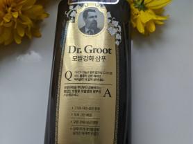 DR.GROOT Шампунь Без силикона для укрепления корне