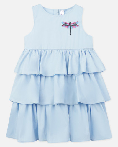 92994 Сарафан (PLAYTODAY)голубой