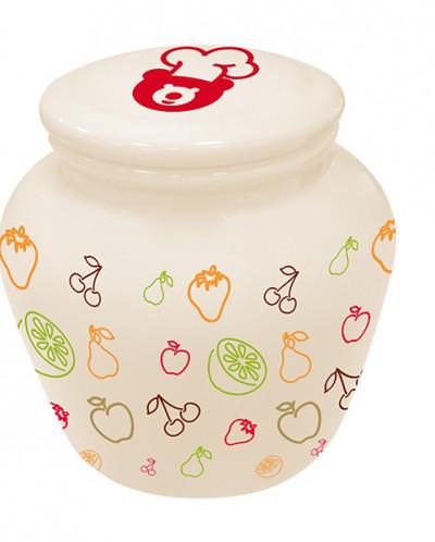 Баночка керамическая для йогуртниц