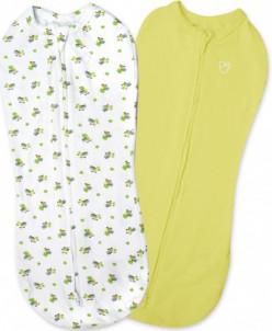 Комплект пеленок SwaddlePod (SummerInfant) Гусеничка