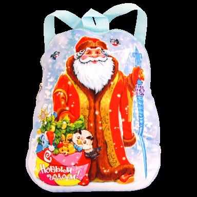 РЮКЗАК Дед Мороз 1000 грам текстиль