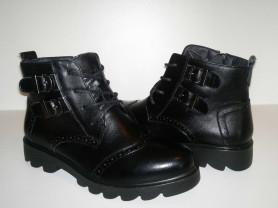 Новые стильные ботиночки!Натуральная кожа!36р-41р
