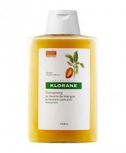 Клоран шампунь с маслом манго