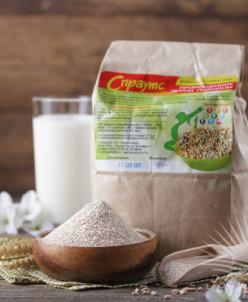 Зерно пшеницы пророщенное измельченное (1 кг)