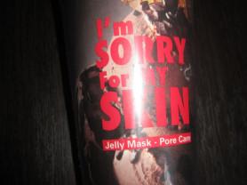 Jelly Mask Pore Care Тканево-гелевая маски для суж
