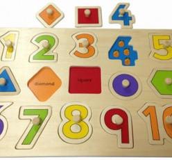 С121 Цифры и формы (большое)