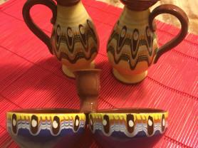 🇧🇬Набор болгарской керамики