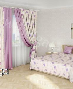Комплект для спальни Силена Арт.2866