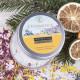 Морская соль для ванны La vie est belle – с цветками чайной