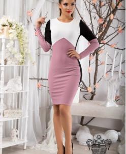 Стильное платье - 10819