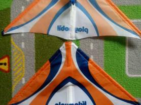 Оранжевый дельтаплан, Playmobil