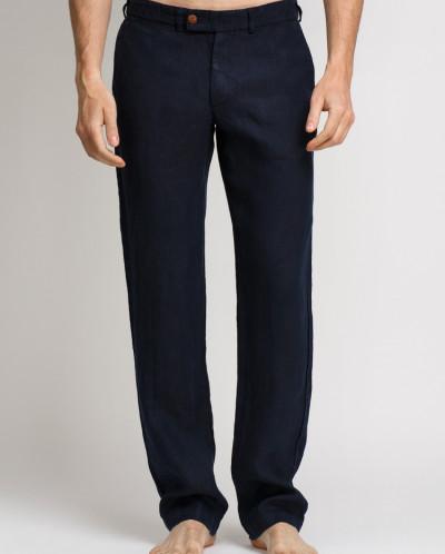 418893b249d5 Мужские льняные брюки / ЦВЕТ: т.синий за 2013 руб.