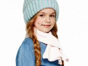 Красивые и Тёплые шапки крупной!!!ФЛИС!!!2 цвета