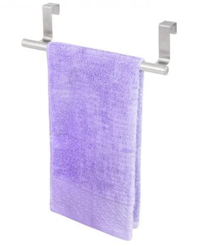 """Держатель для полотенца 30*7*7 см """"Серебристый"""""""