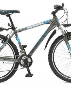 Велосипед 26 Stinger Spark XRV 21 ск. 1 ам.