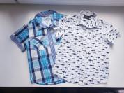 Рубашки для мальчика 6 - 7 лет