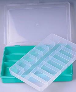 Коробка для мелочей арт.T-05-05-03 пластмассовая (24*15*5см)