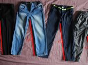 комплект штанов для мальчика 110 см 900 руб.