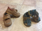 Обувь малышам размер 23