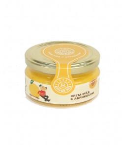 Крем-мед с абрикосом 120 мл
