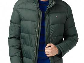 Куртка Tommy Hilfiger размер XXL на 56-58 цвет оли