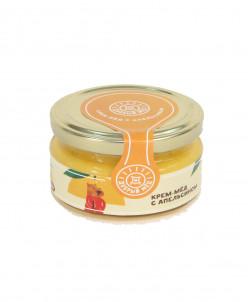 Крем-мед с апельсином 120 мл