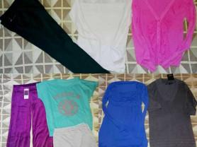 одежда пакетами