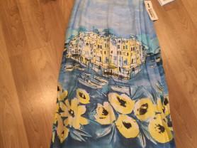 Новая стильная яркая юбка Eugen Klein (оригинал)