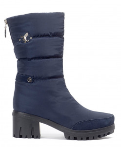 Дутики King Boots KB616 Blau Синий