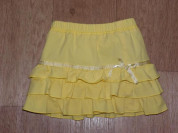 Желтая юбка The Children's Place 18-24 мес