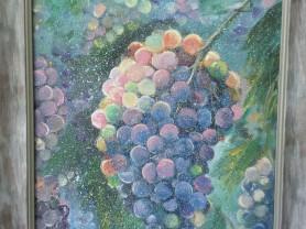 Виноградное конфетти