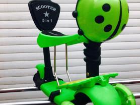 Самокат детский Scooter 5 в 1