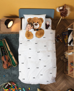Комплект постельного белья Мишка Teddy 1,5-спальный- НОВИНКА