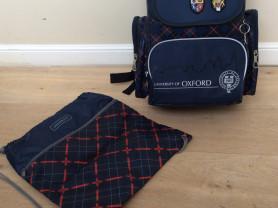 Рюкзак для школы с мешком для обуви Oxford