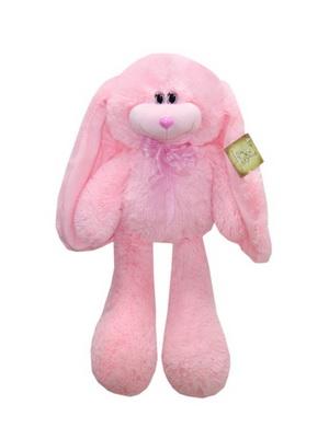 заяц Роджер 55 см. (розовый)
