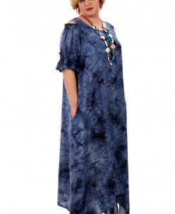Платье 52-335 Номер цвета: 642