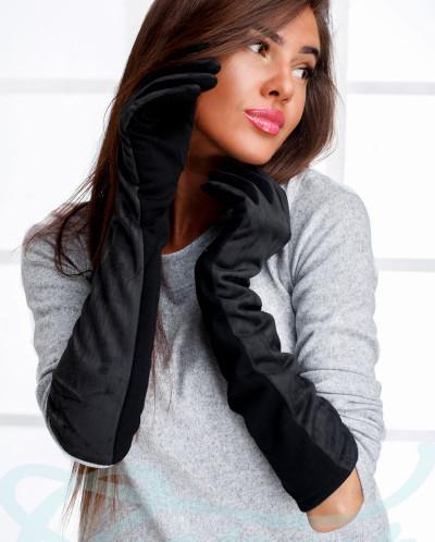 Перчатки выше локтя