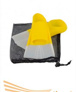 Короткие пластмассовые Ласты для бассейна Размер: 39-41