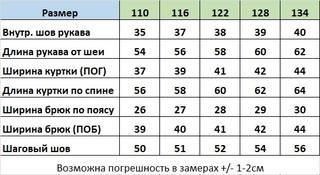 Костюм К-18-1