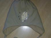 Зимняя шапка, р.52-54