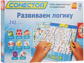 """Электровикторина Educa Conector """"Развиваем логику"""""""