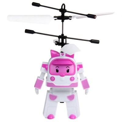 Радиоуправляемая игрушка - вертолет RoboCar Поли
