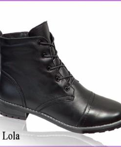 Удобные кожаные ботинки на байке