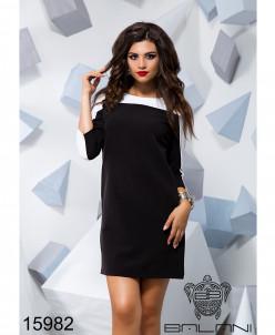 Стильное платье- 15982